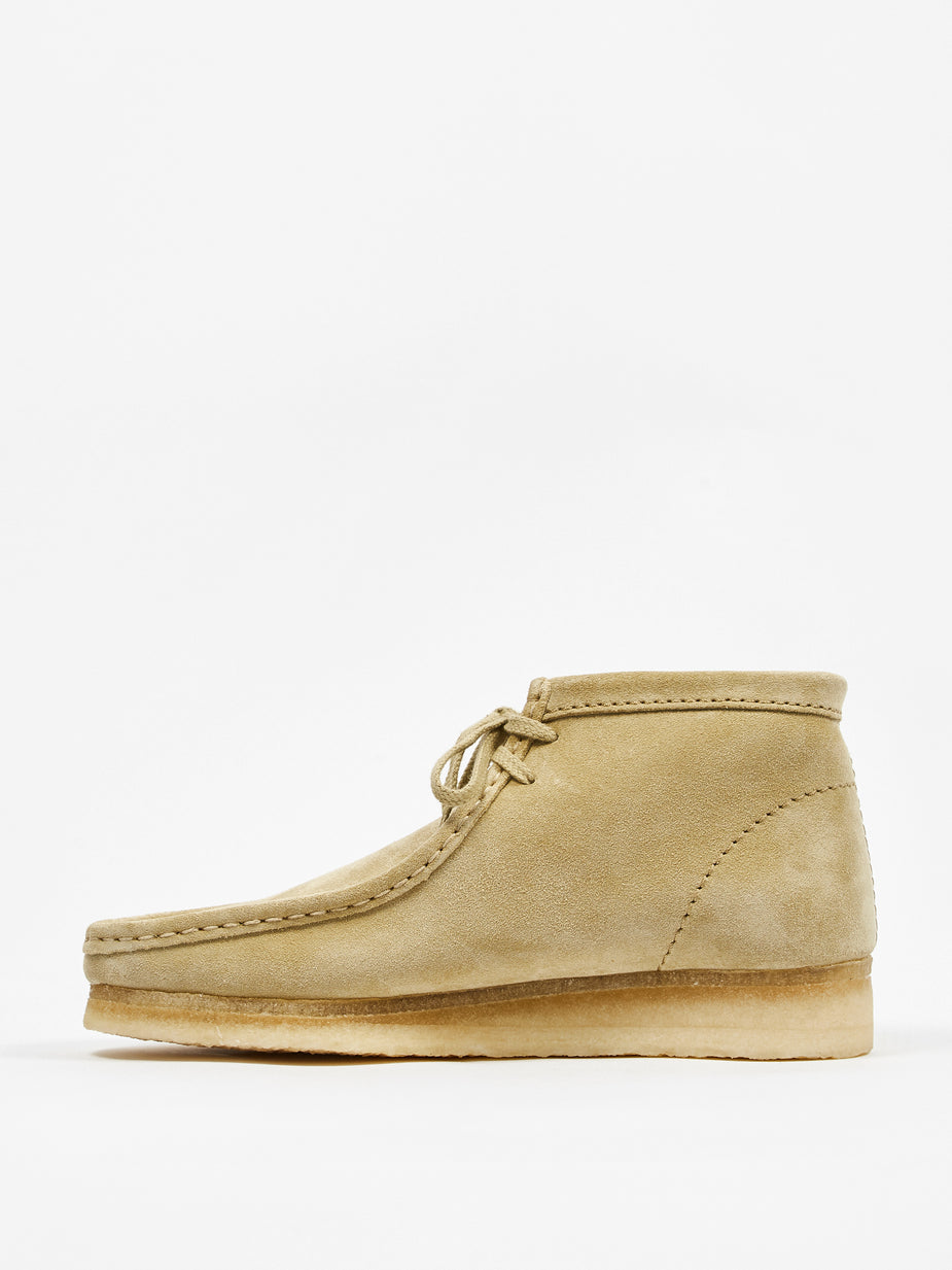 Clarks Originals Clarks Wallabee Boot - Sand - Other