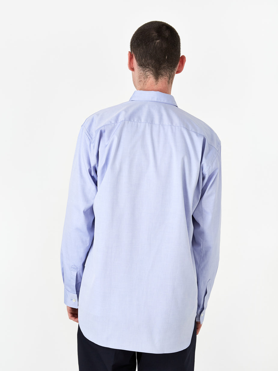 Comme Des Garçons Shirt Comme Des Garçons Shirt Forever Shirt - Chambray - Blue