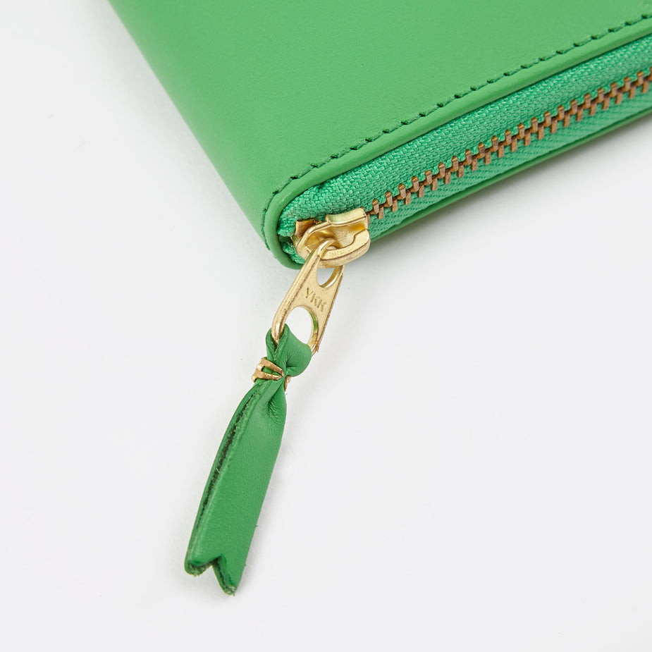 Comme des Garcons Wallets Comme Des Garcons Wallets Classic Leather L (SA0110) - Green - Other