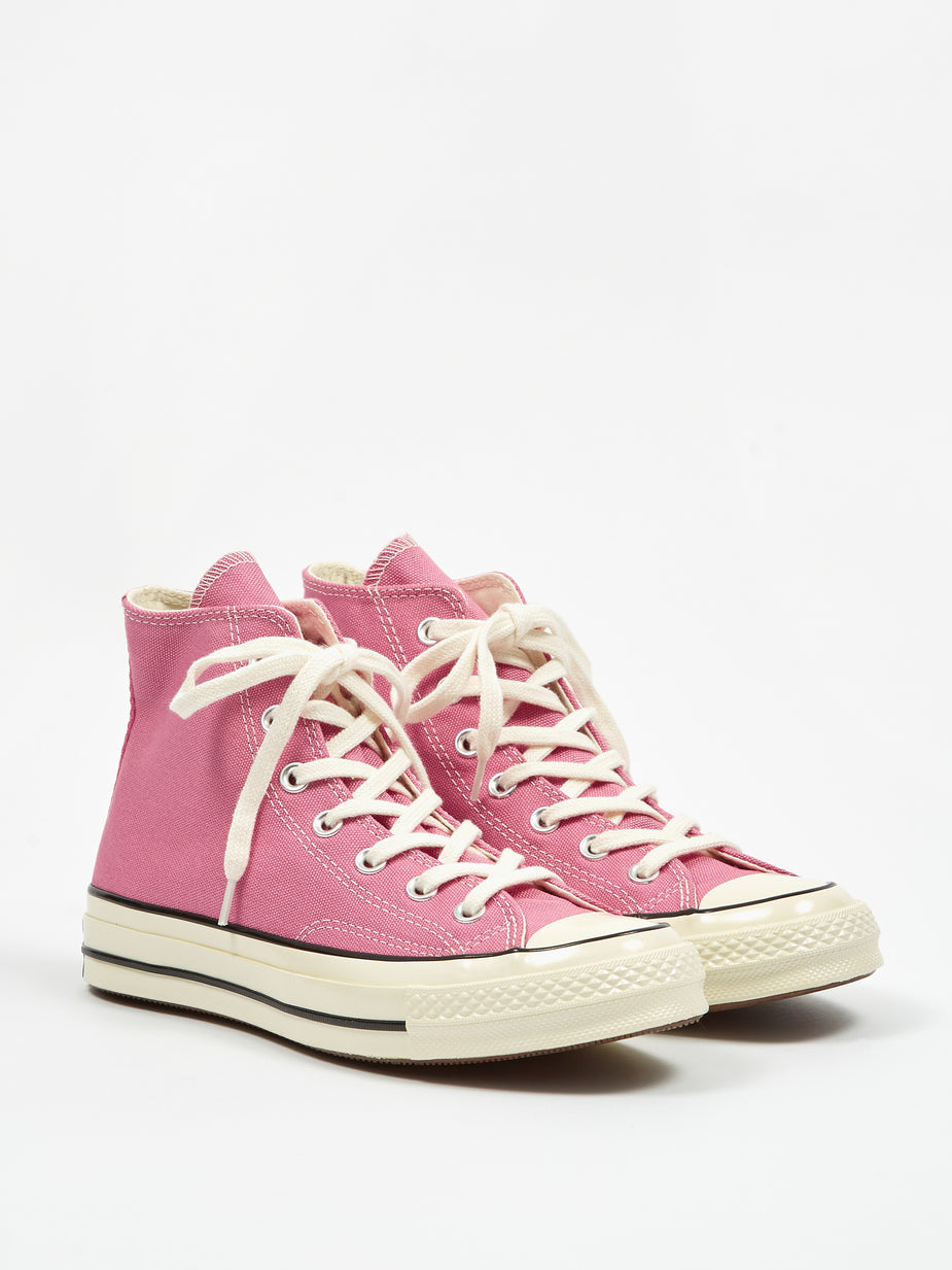 Converse Converse Chuck Taylor All Star 70 Always On Hi - Flamingo/Egret/Black - Black