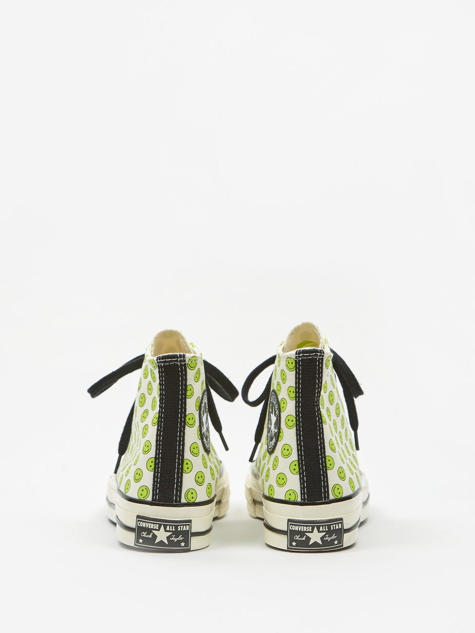 Converse Converse Chuck Taylor All Star 70 Hi - Lemon Grass - Yellow