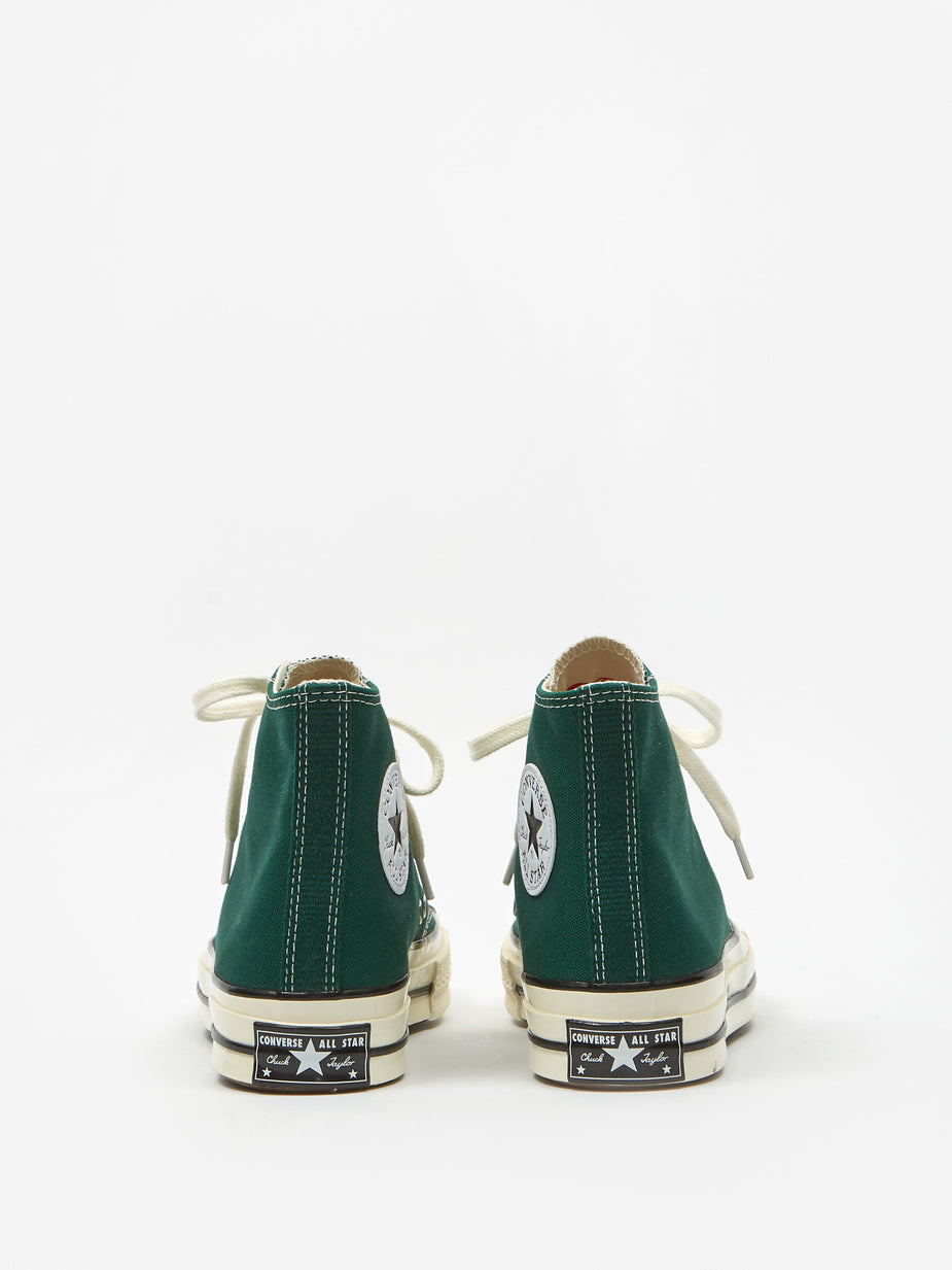 Converse Converse Chuck Taylor All Star 70 Hi - Midnight Clover - Green