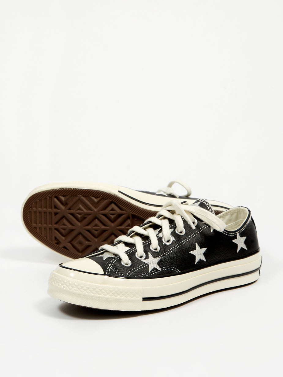 Converse Converse Chuck Taylor All Star 70 Ox - Black/Egret/White - Black