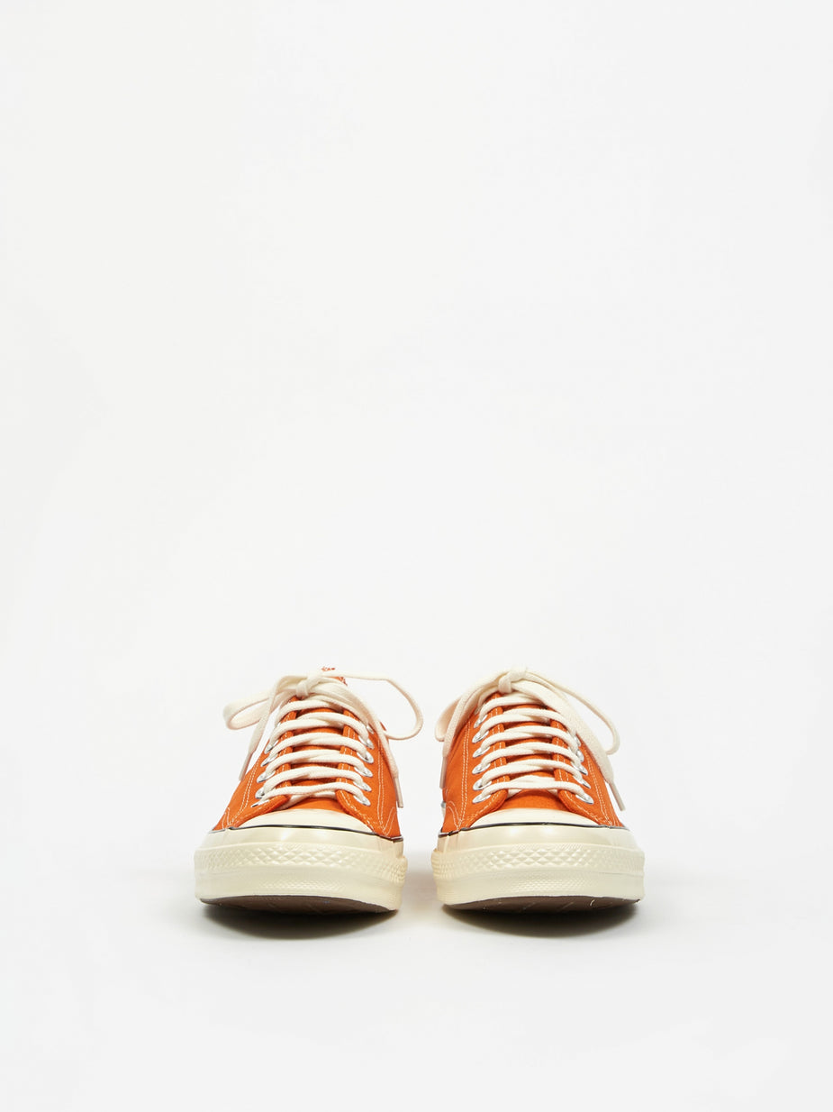 Converse Converse Chuck Taylor All Star 70 Ox Suede - Campfire Orange - Orange