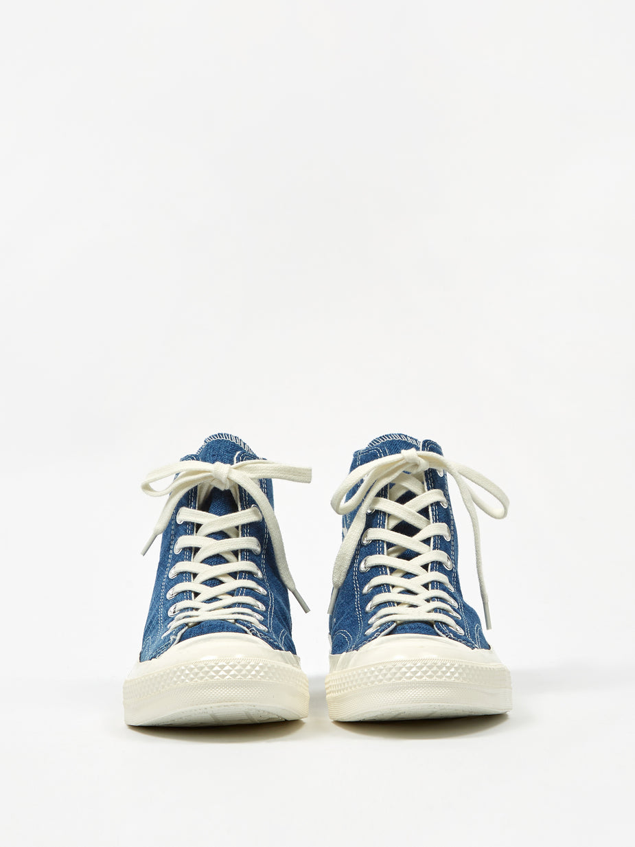 Converse Converse Chuck Taylor All Star 70 Renew Hi - Denim/Egret - Other