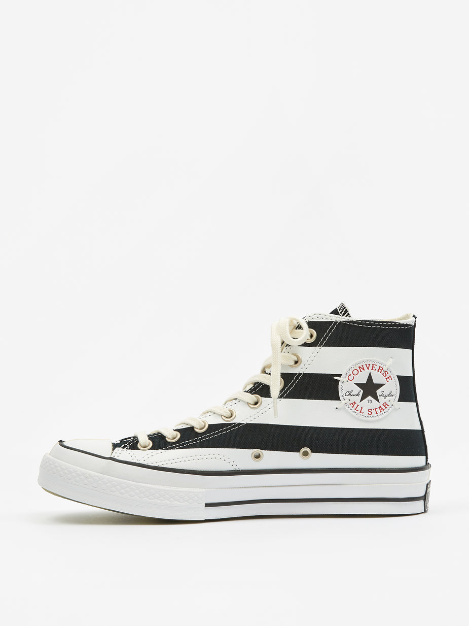 Converse Converse CT70 Archive Remix - Black/White - Black