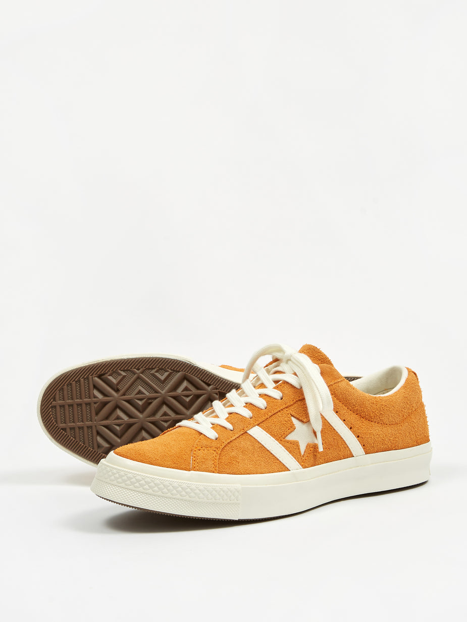 Converse Converse One Star Academy - Orange Rind/Egret - Orange