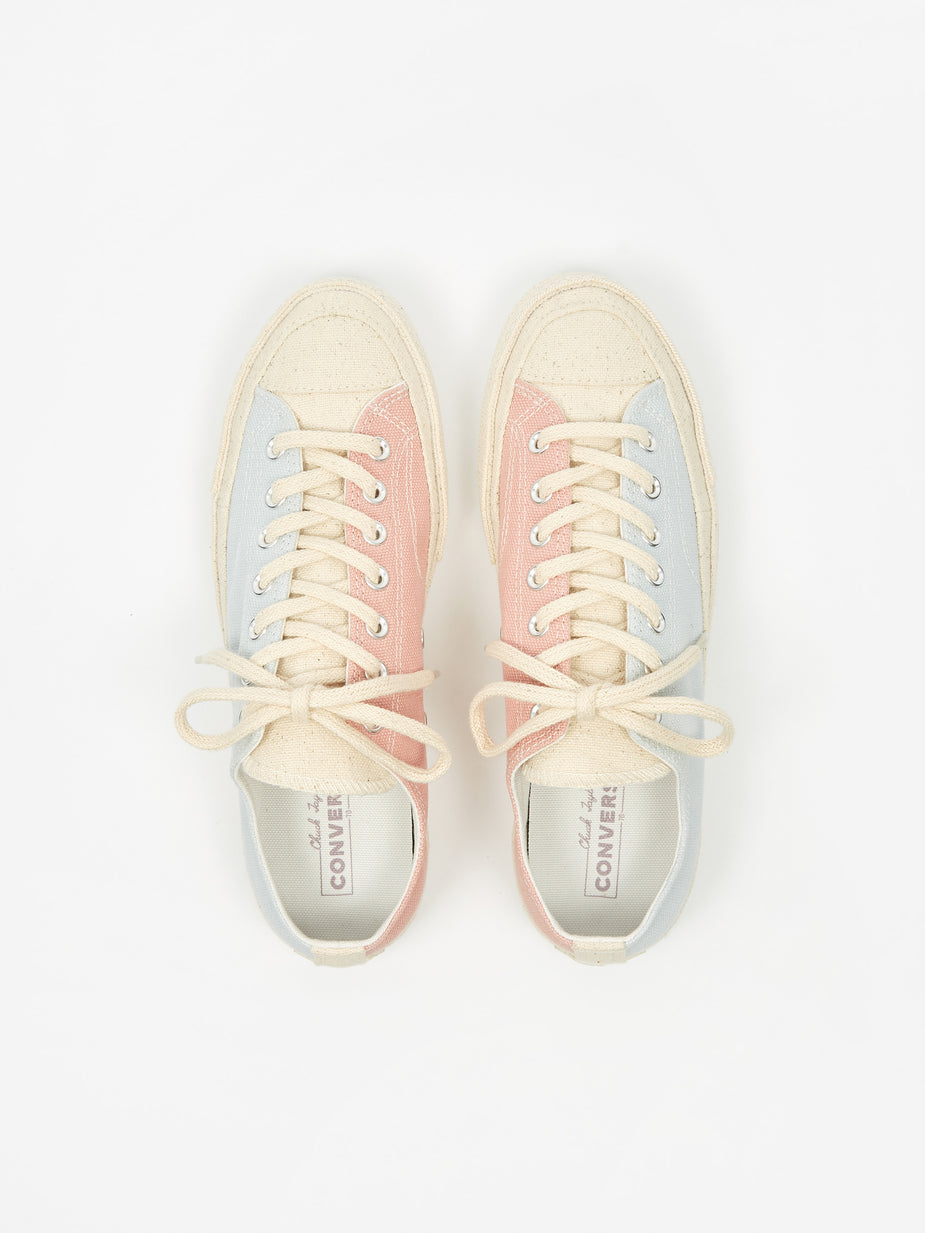 Converse Converse Tri Panel Renew Chuck Taylor All Star 70 Ox - Mellow Rose - Multi