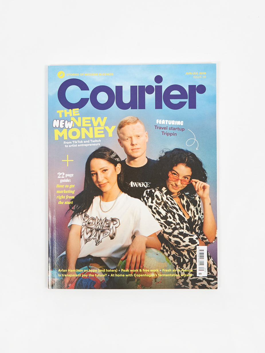 Courier Magazine Courier Magazine - Issue 29