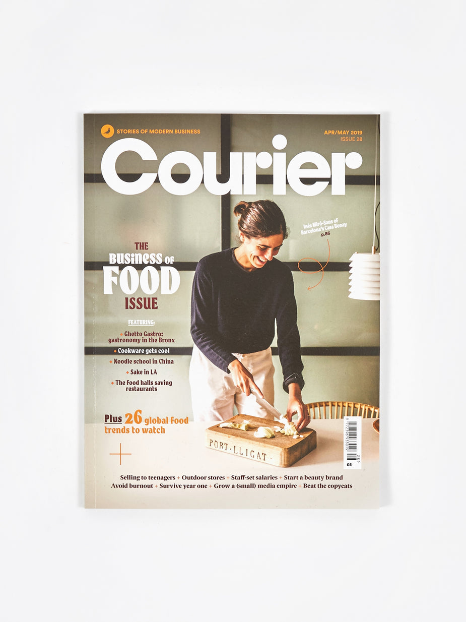 Courier Magazine Courier Magazine - Issue 28 - White