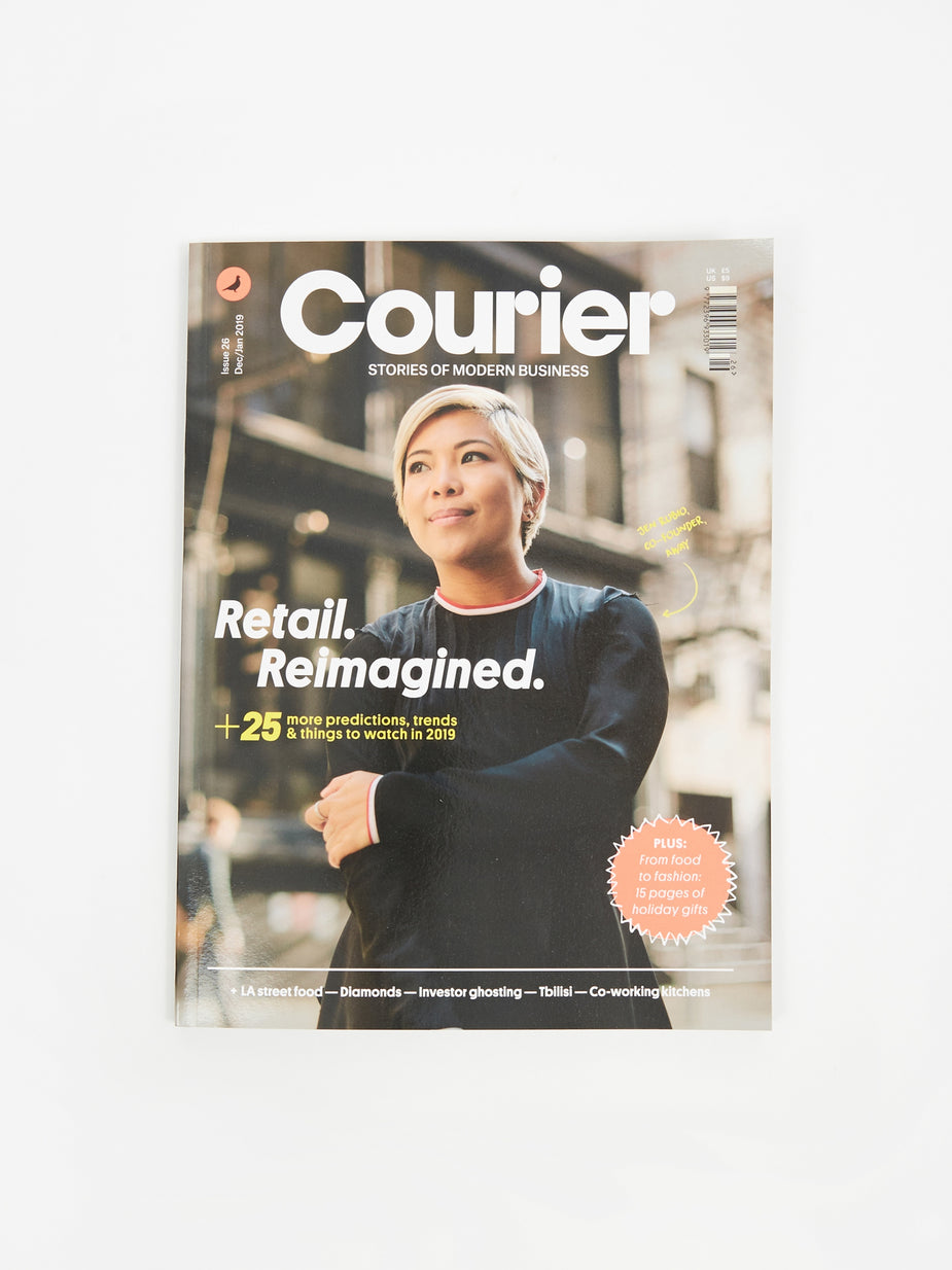 Courier Magazine Courier Magazine - Issue 26 - Multi