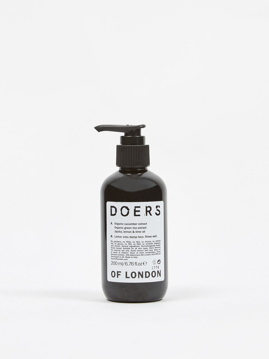 Doers Of London Doers Of London Facial Cleanser - 200ml - Other