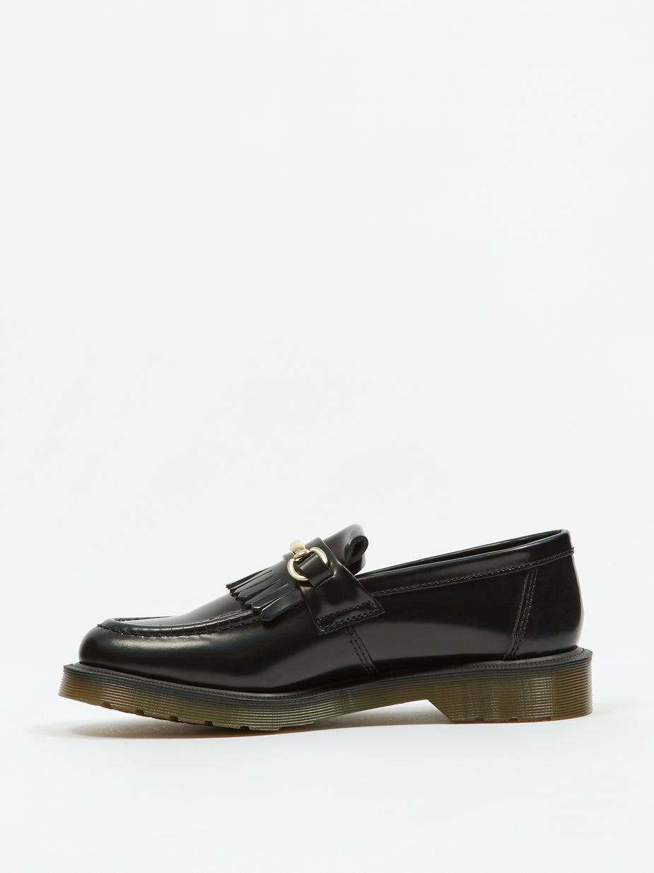 Dr. Martens Dr. Martens Adrian Snaffle - Black Polished Smooth - Black