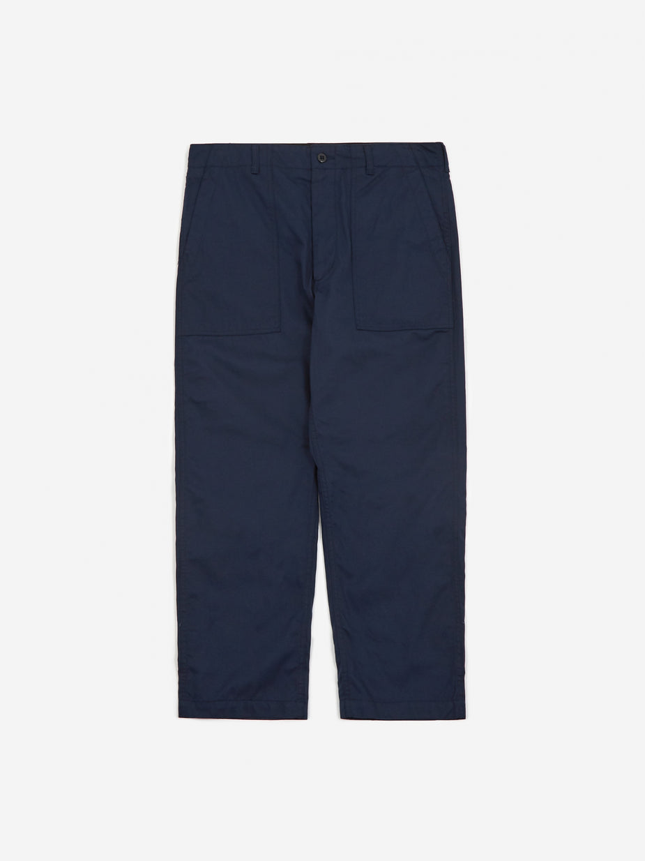 Engineered Garments Engineered Garments 6.5oz Fatigue Pant - Navy - Blue