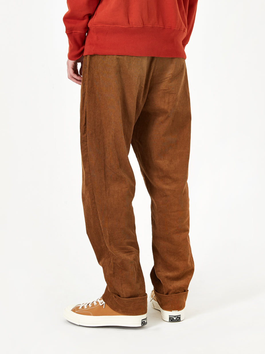 Engineered Garments Engineered Garments Andover Corduroy Pant - Chestnut