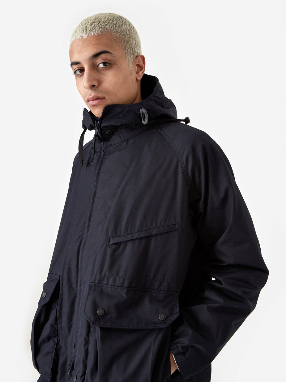 Engineered Garments Engineered Garments Atlantic Parka - Dark Navy - Blue