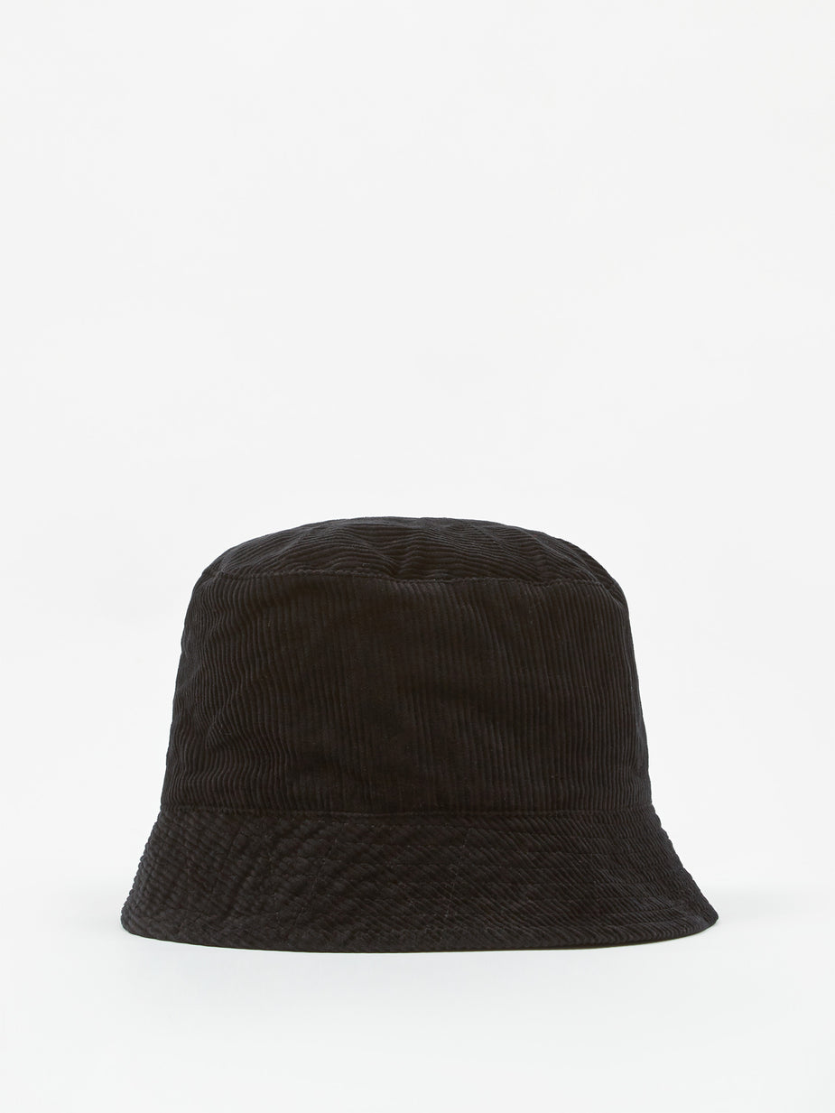 Engineered Garments Engineered Garments Bucket Hat - Black Corduroy - Black