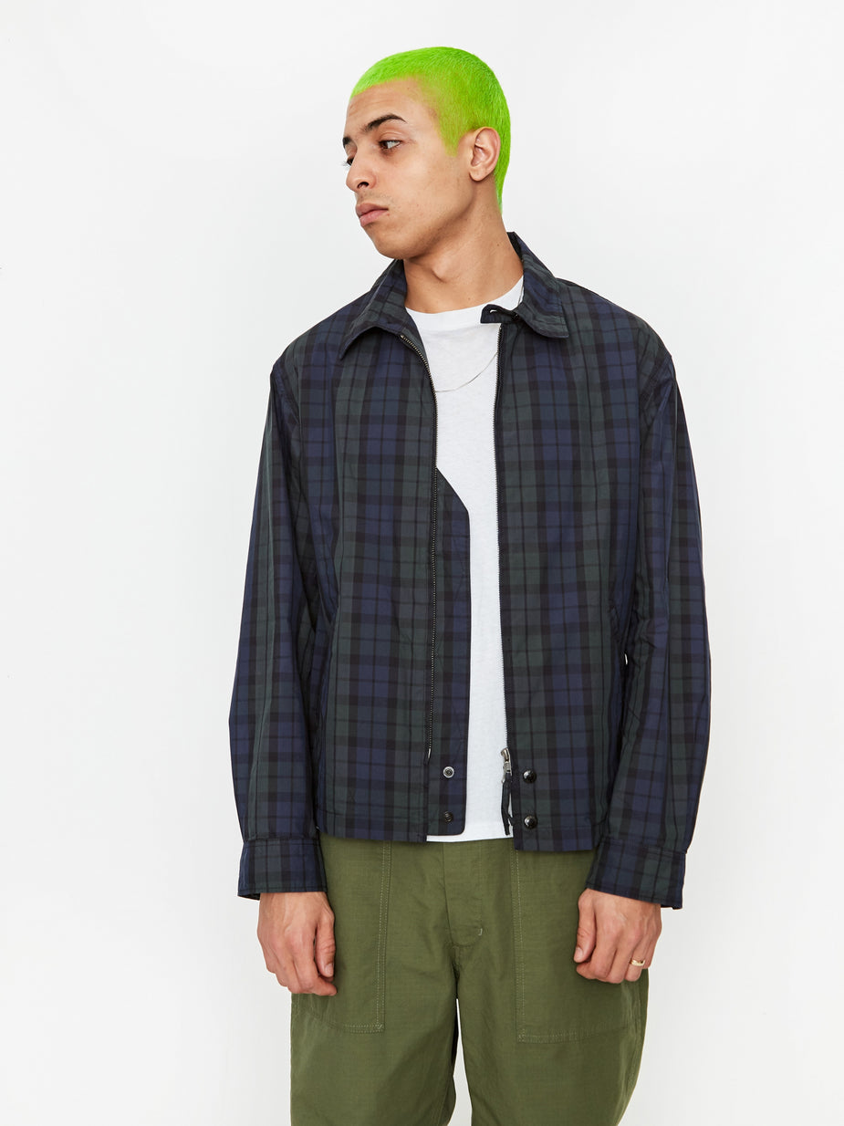 Engineered Garments Engineered Garments Claighton Jacket - Blackwatch - Black