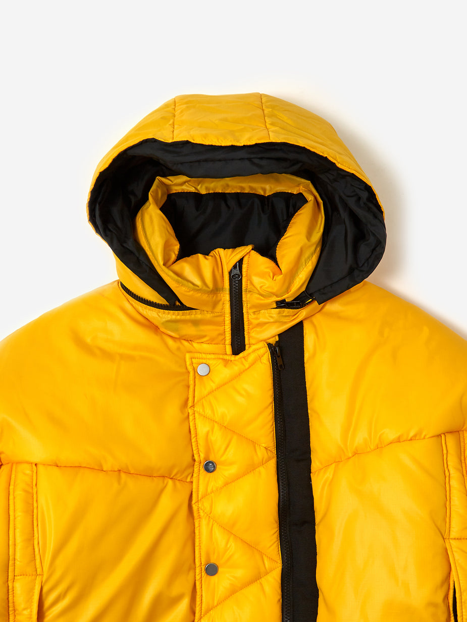 Flagstuff Flagstuff Monster Jacket - Yellow - Yellow