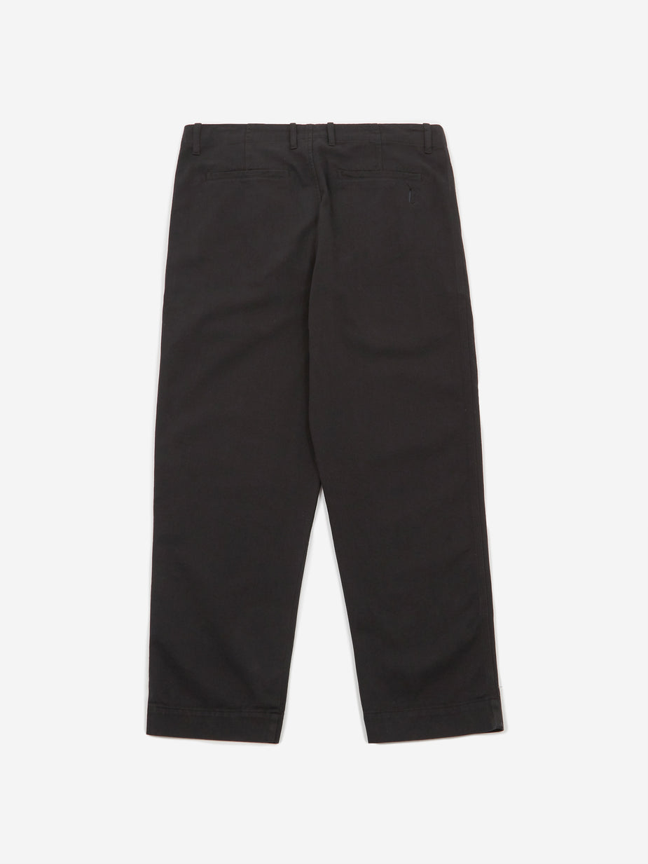 Folk Folk Assembly Pant - Soft Black - Black