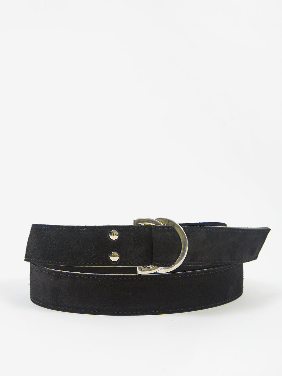 Folk Folk Orb Belt - Black - Black