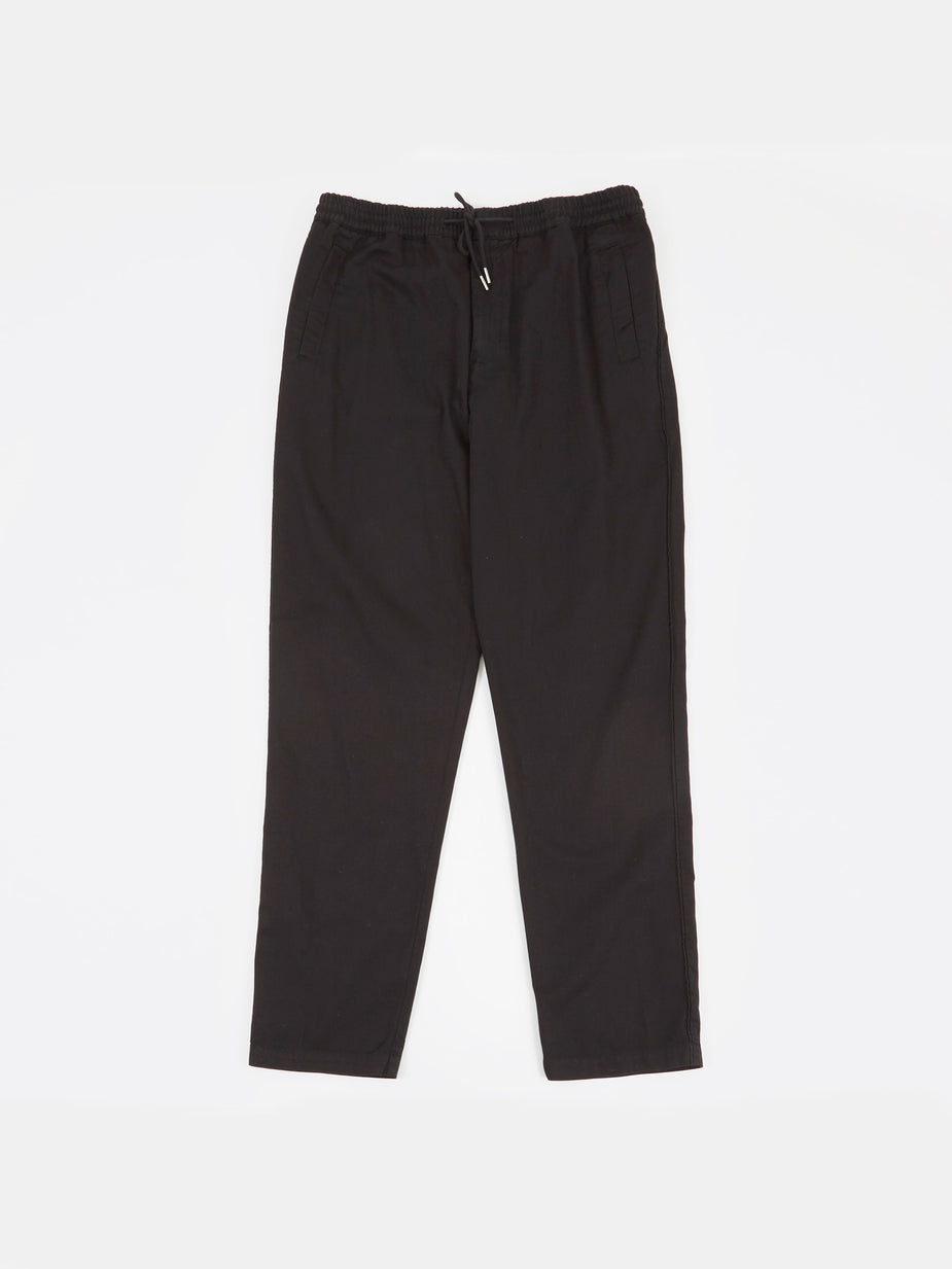 Folk Folk Drawcord Trousers - Black - Black
