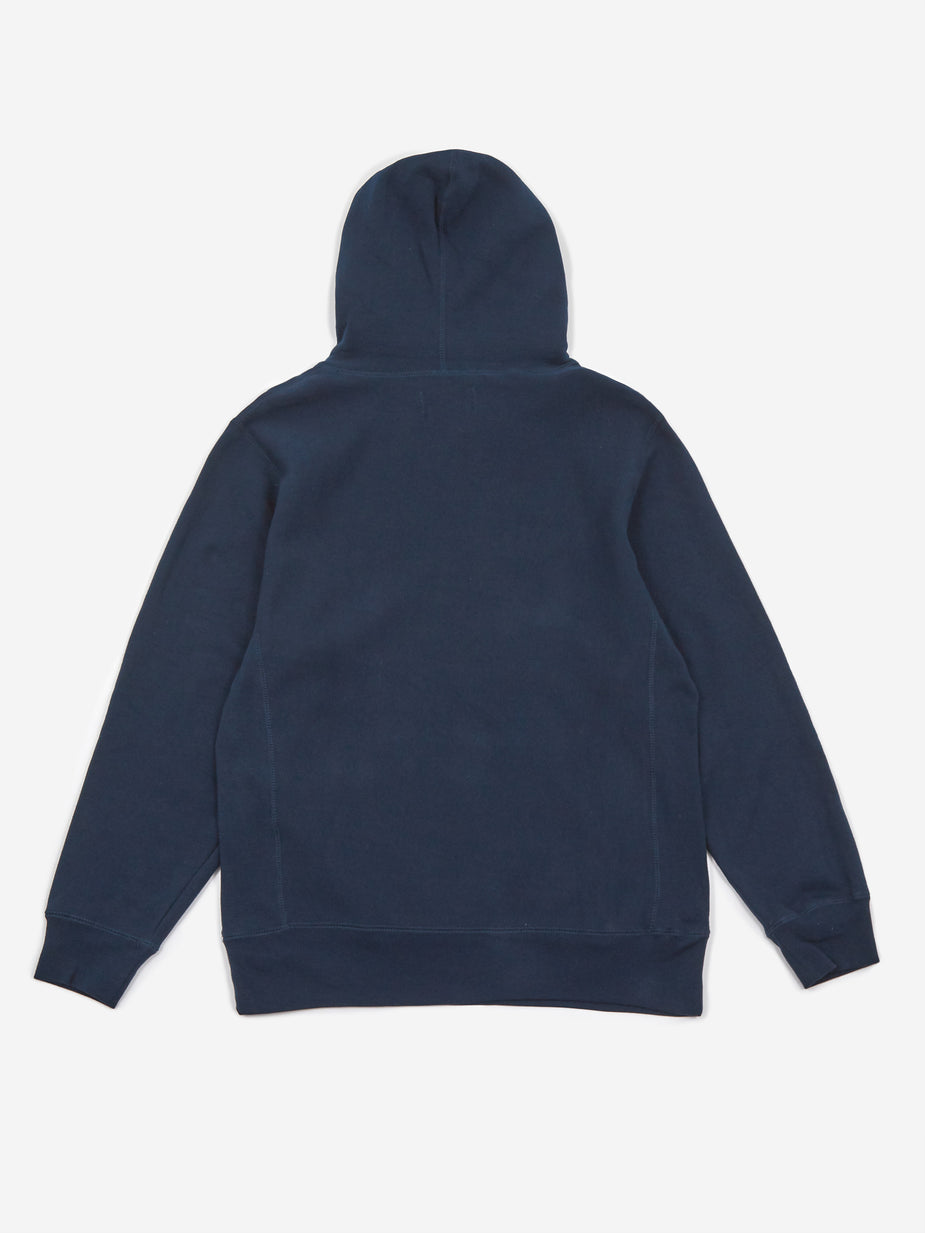 Fucking Awesome Fucking Awesome Actual Visual Guidance Hoodie - Navy - Navy