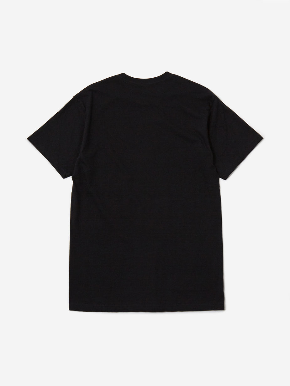 Fucking Awesome Fucking Awesome Get High Shortsleeve T-Shirt - Black - Black