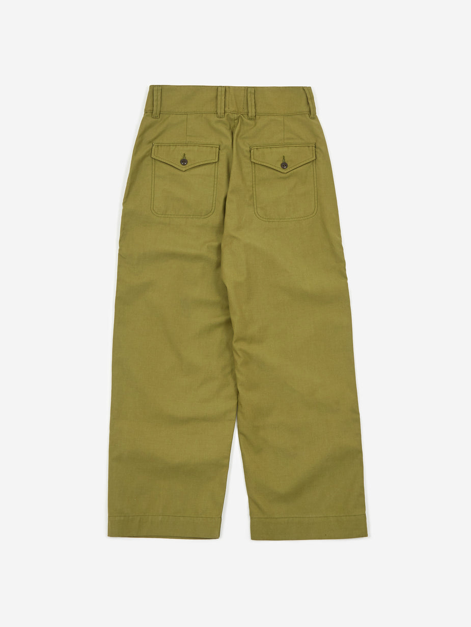 Girls Of Dust Girls Of Dust Field Chino Forest Camo - Olive - Green