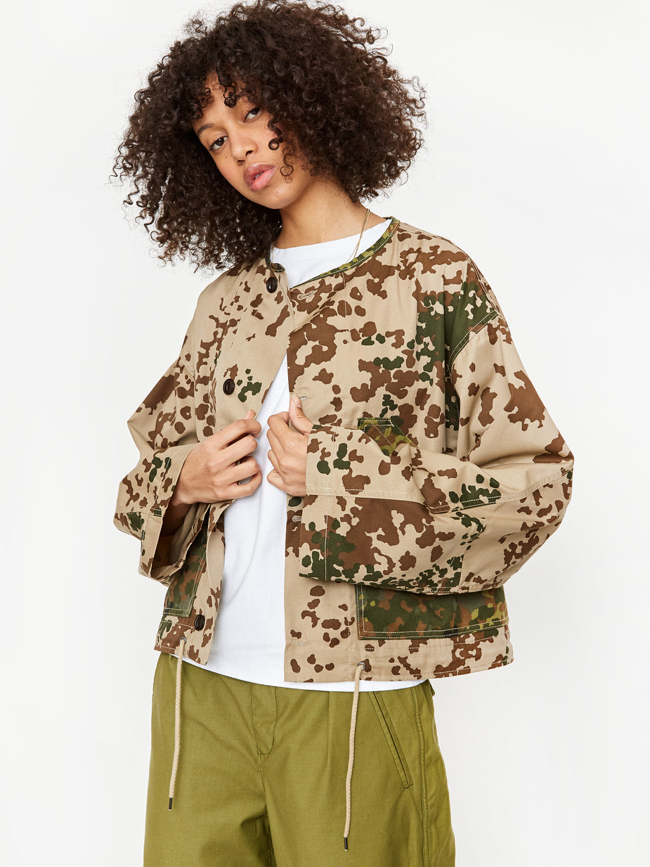 Girls Of Dust Girls Of Dust Nuclear Jacket Sahara Camo - Multi - Multi