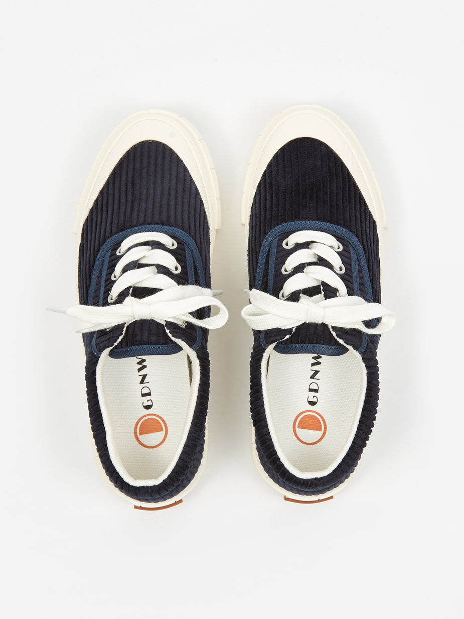 Good News Good News Opal Corduroy - Navy - Navy