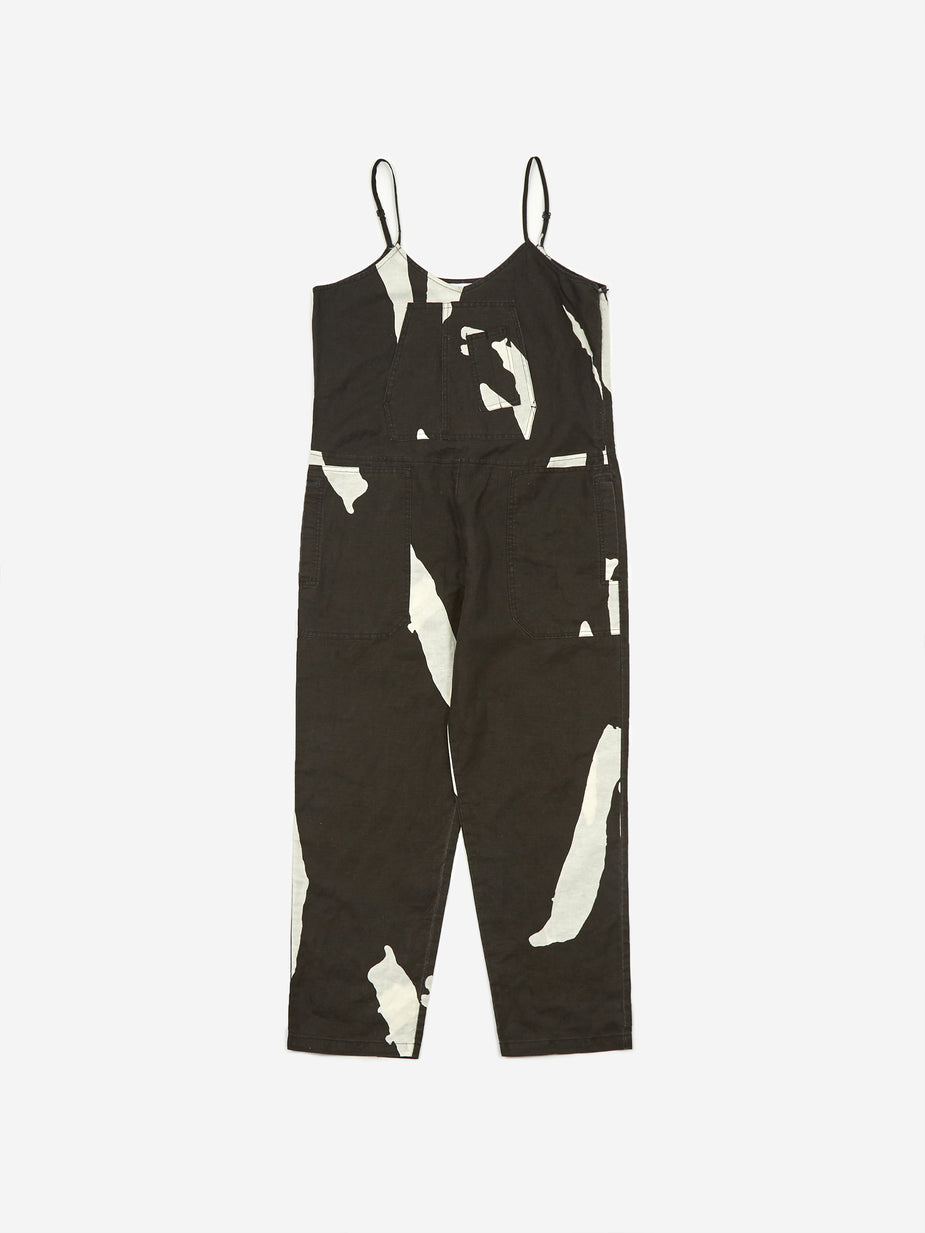 LF Markey LF Markey x Goodhood Leonardo Jumpsuit - Black/White - Black