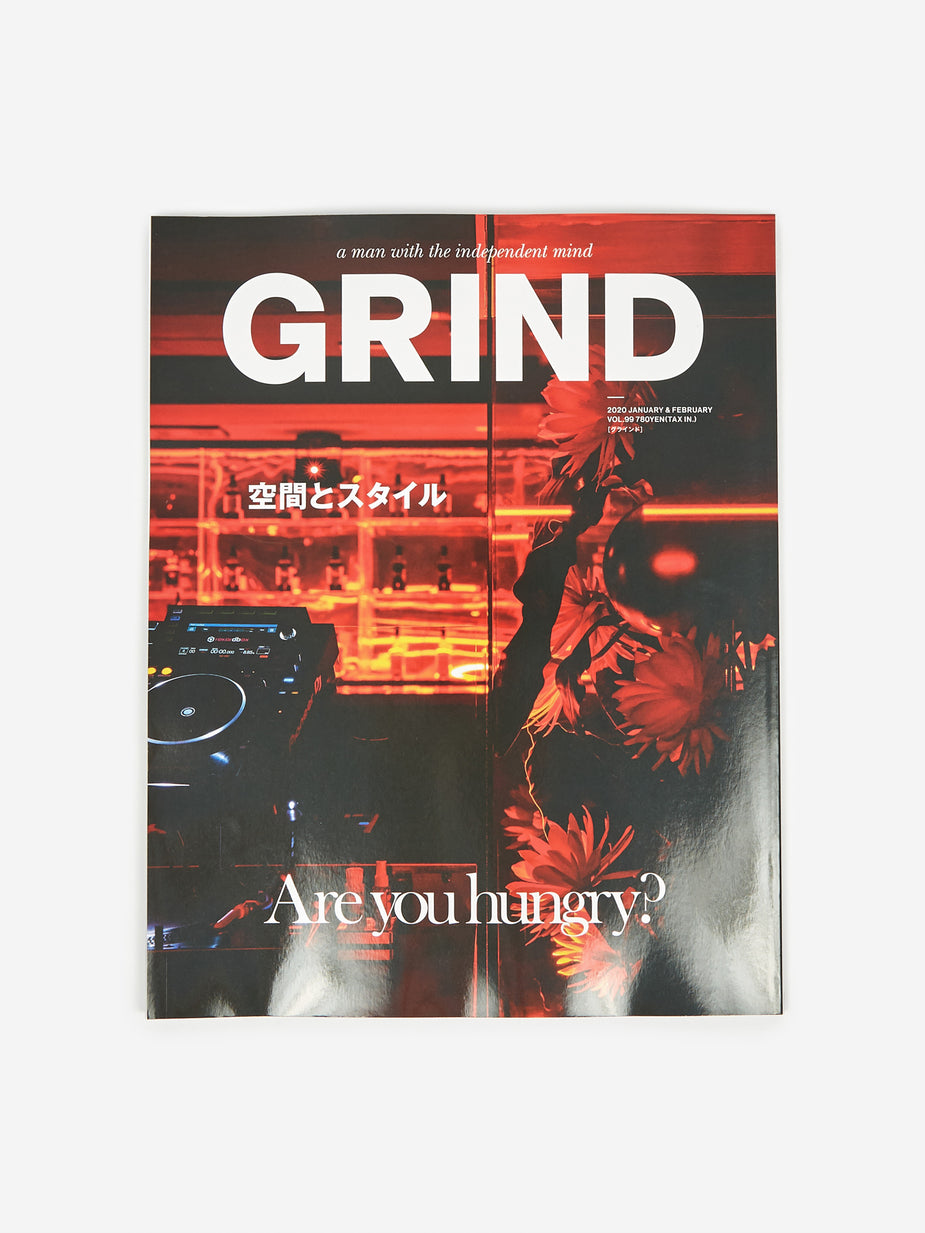 Grind Magazine Grind Magazine - Vol.99 January 2020