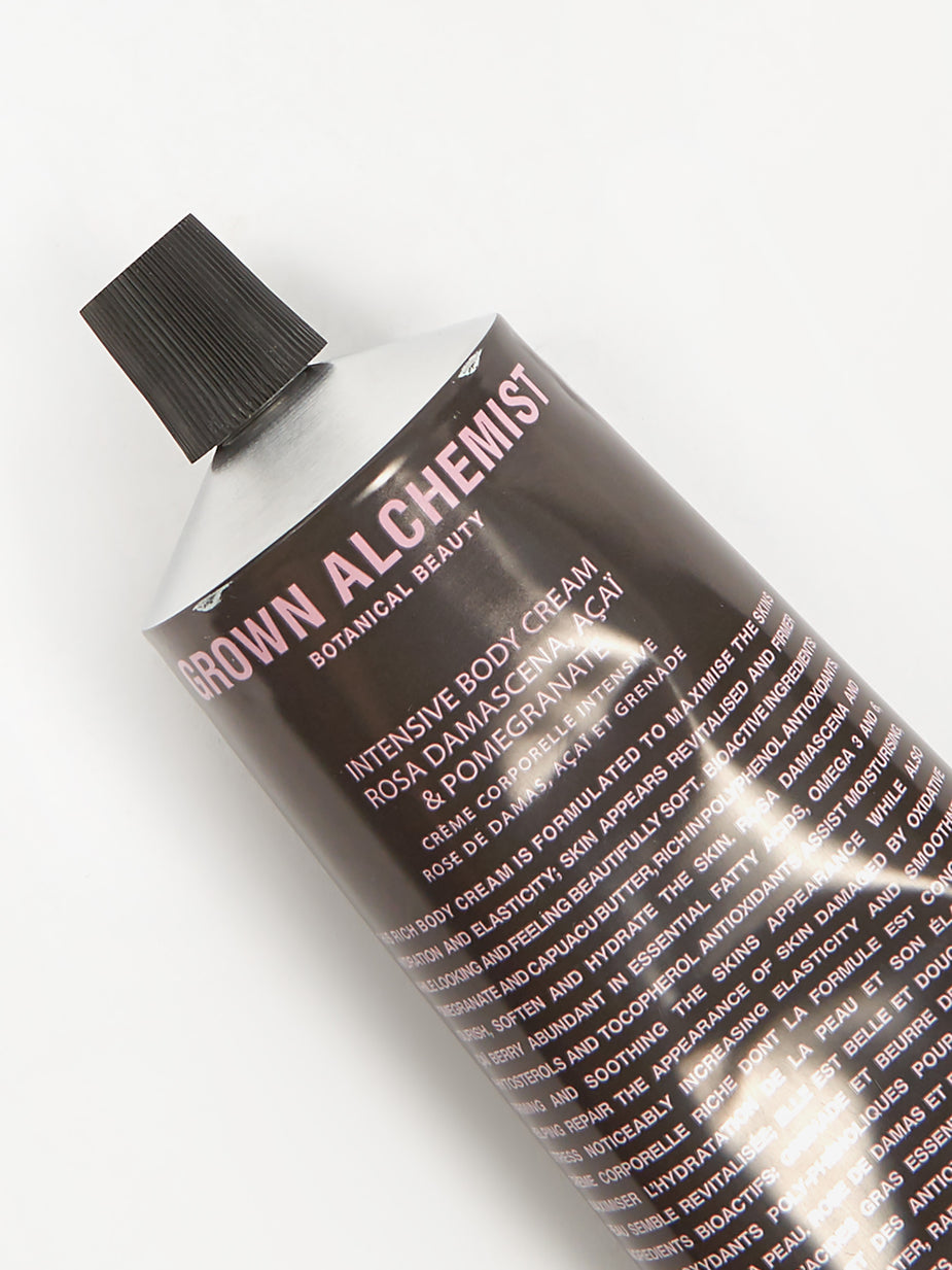 Grown Alchemist Grown Alchemist Intensive Body Cream: Rosa Damascena, Acai & Pom - 120ml - Other