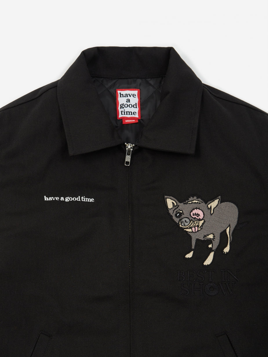 Have A Good Time Have A Good Time Dita Best In Show Jacket - Black - Black