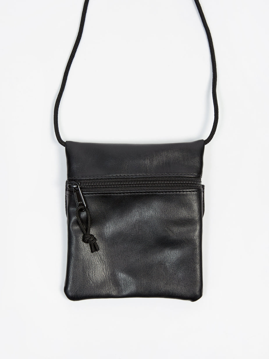 Have A Good Time Have A Good Time Frame Leather Shoulder Bag - Black - Black