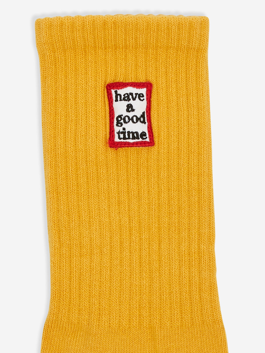 Have A Good Time Have A Good Time Frame Socks - Bikkle - Neutrals