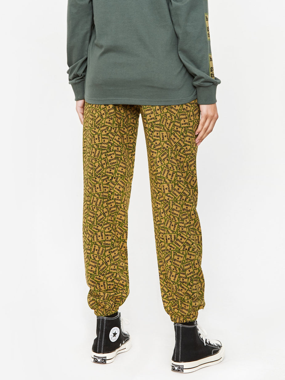 Have A Good Time Have A Good Time Military Frame Sweatpant - Military Frame - Other