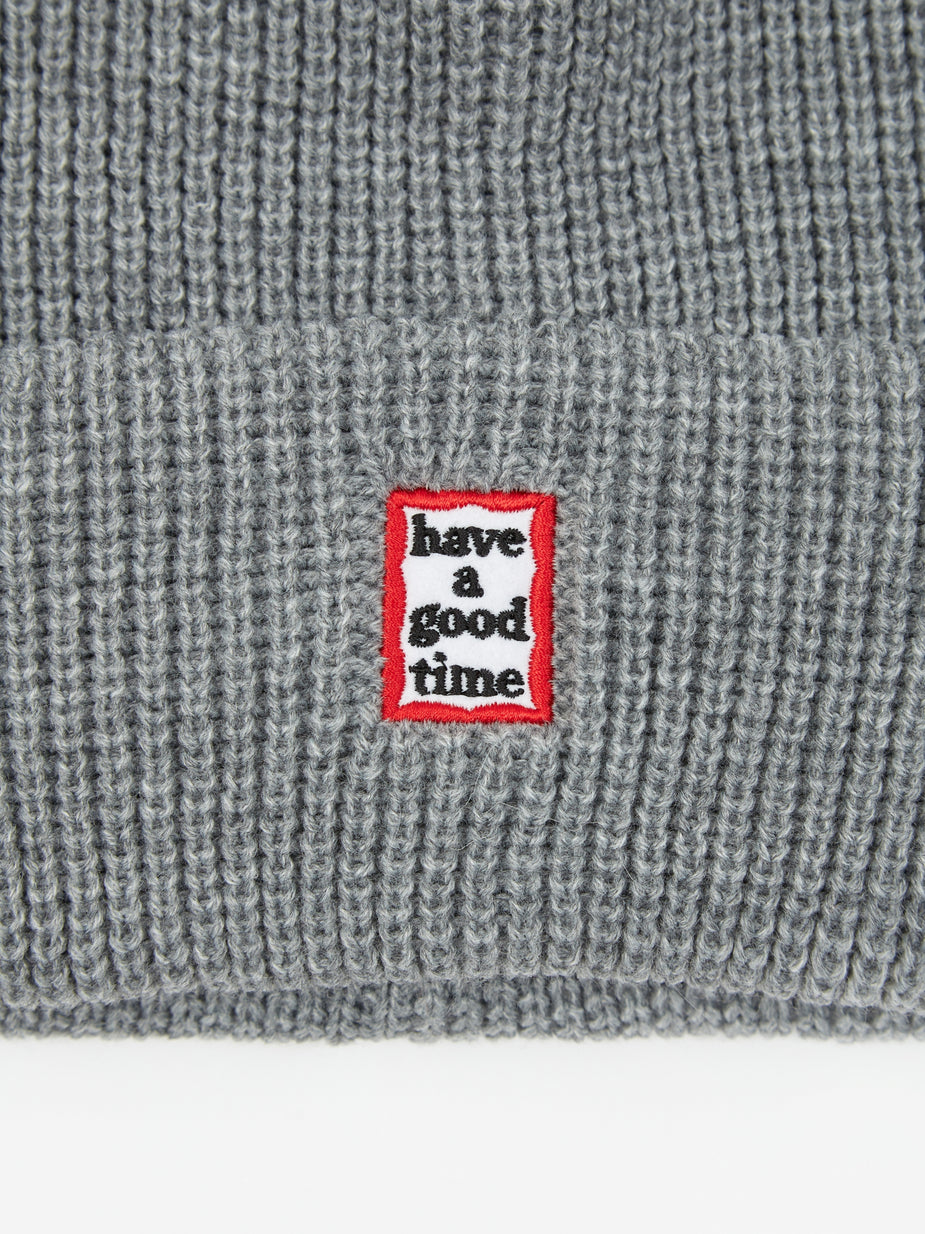 Have A Good Time Have A Good Time Mini Mini Frame Beanie - Grey - Grey