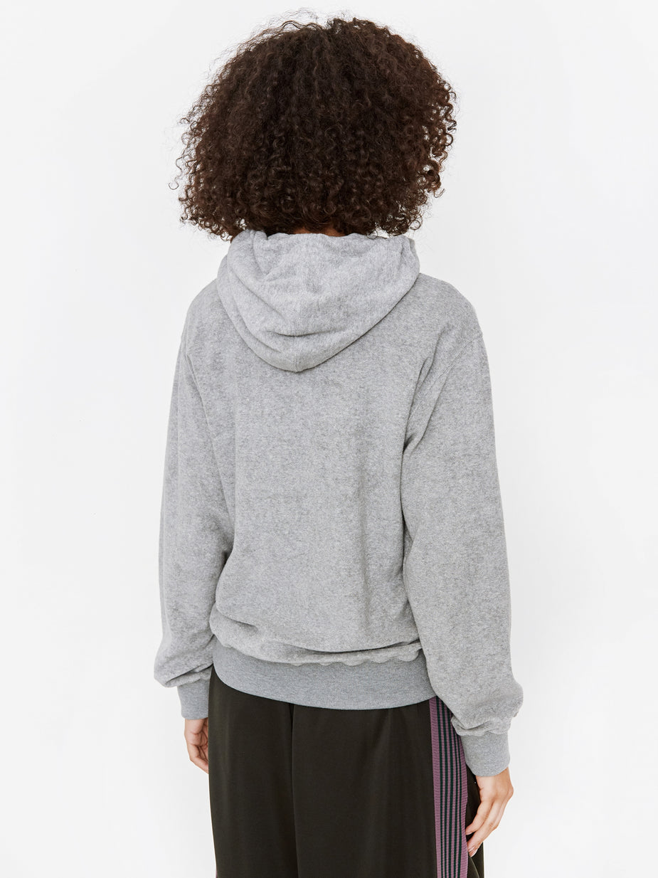 Have A Good Time Have A Good Time Mini Mini Frame Terry Hoodie - Grey. - Grey