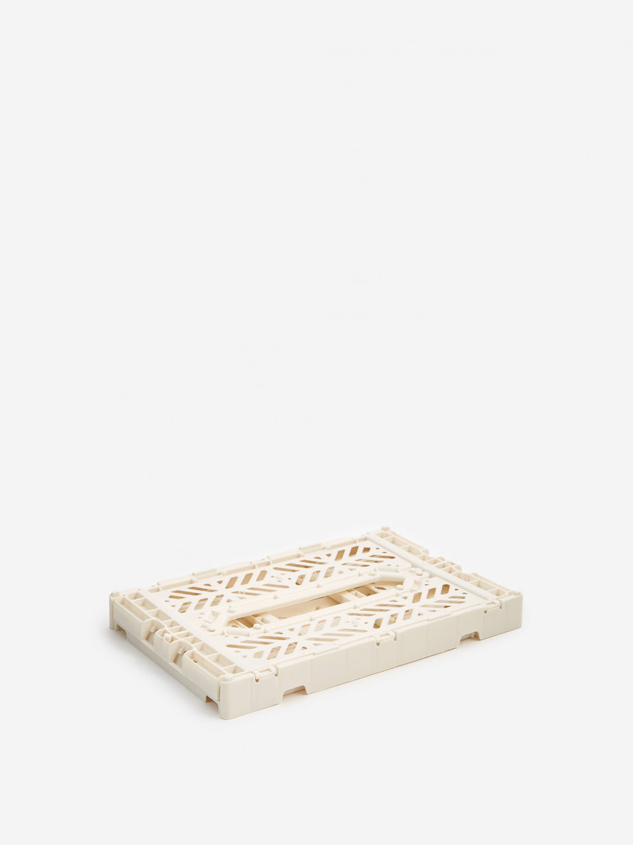 HAY Hay Colour Crate Small - Off White - Other