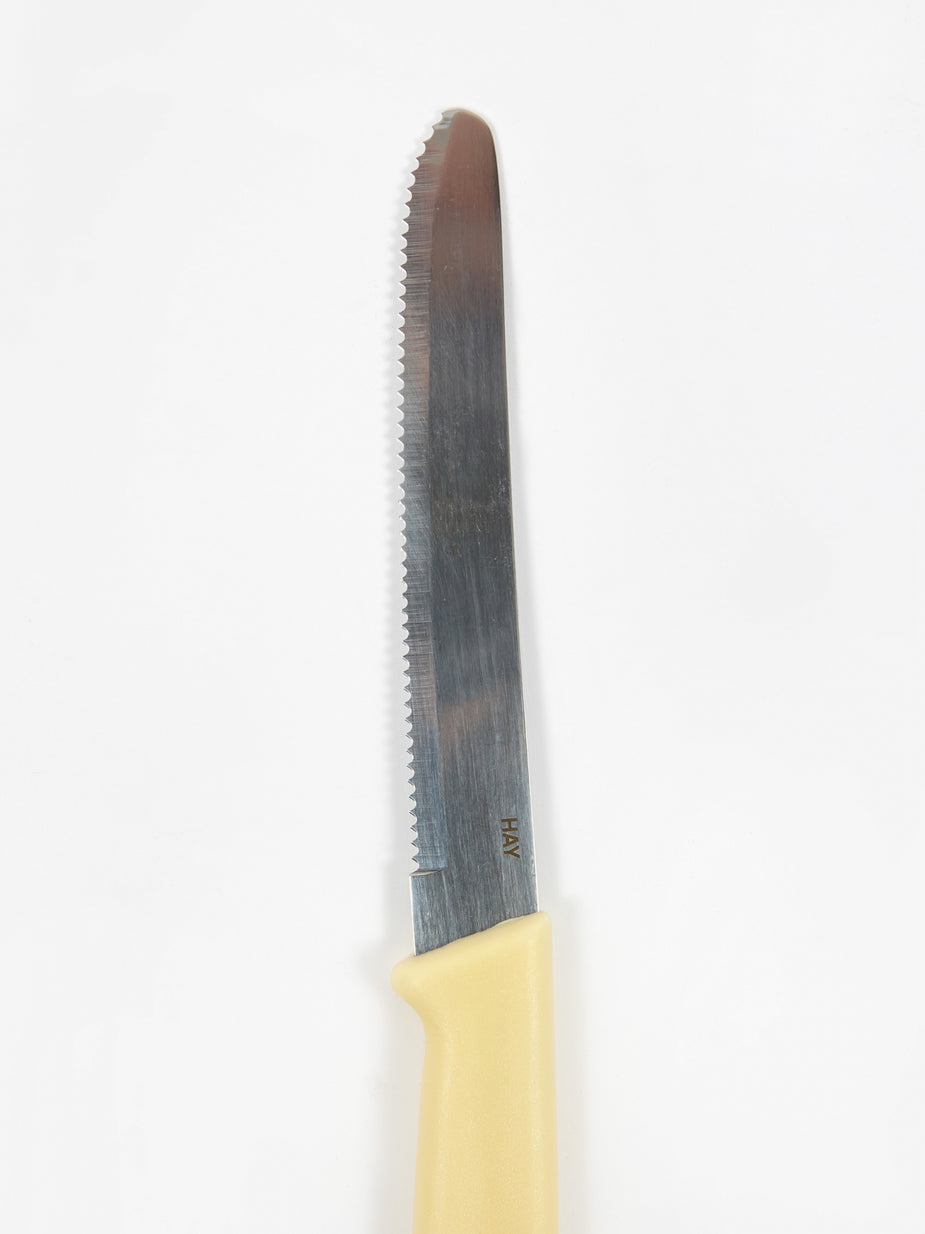 HAY HAY Vegetable Knife - Light Yellow