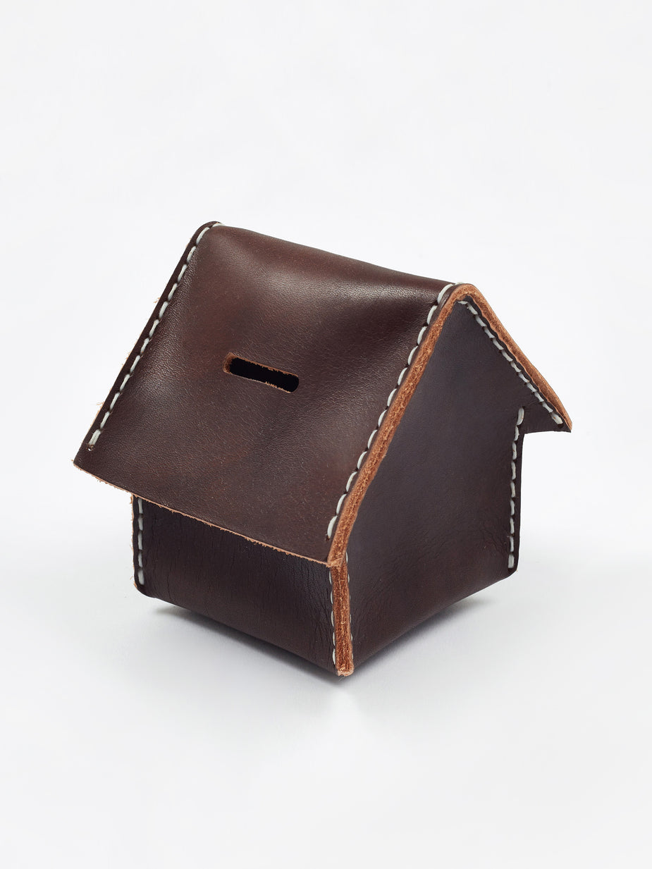 Hender Scheme Hender Scheme Home Coin Bank - Brown - Brown