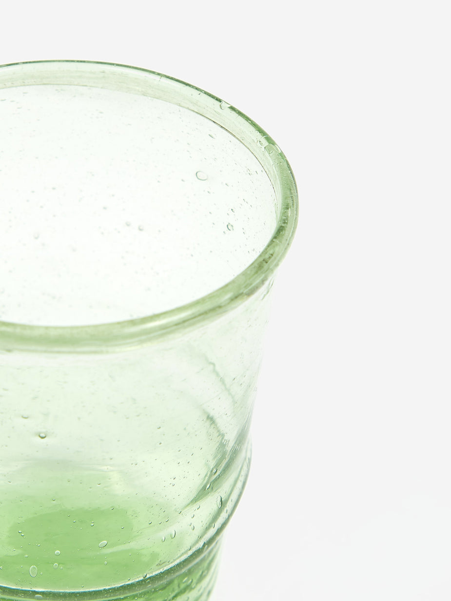 House Doctor House Doctor Jeema Glass - Light Green - Green