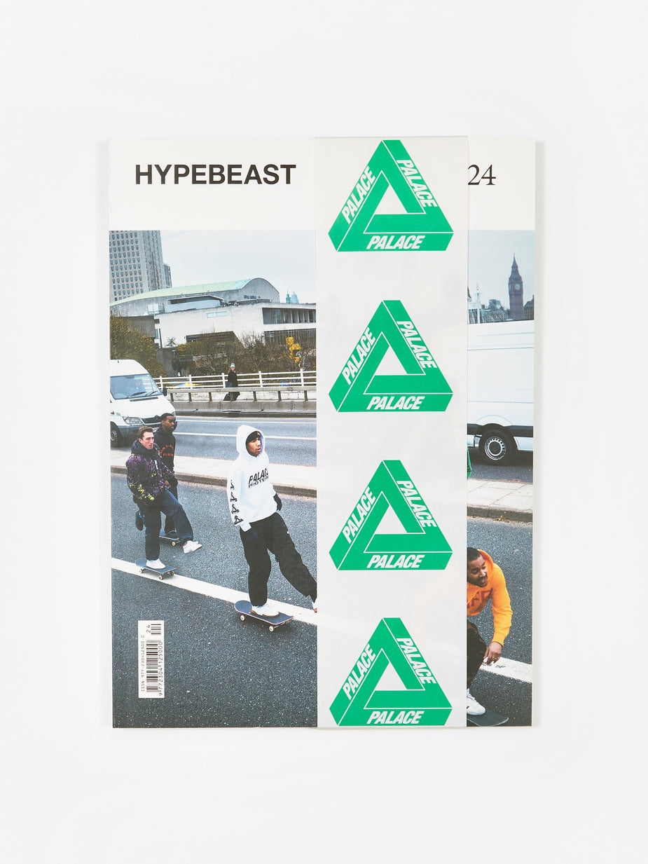 Hypebeast Magazine Hypebeast Magazine - Issue 24 - White