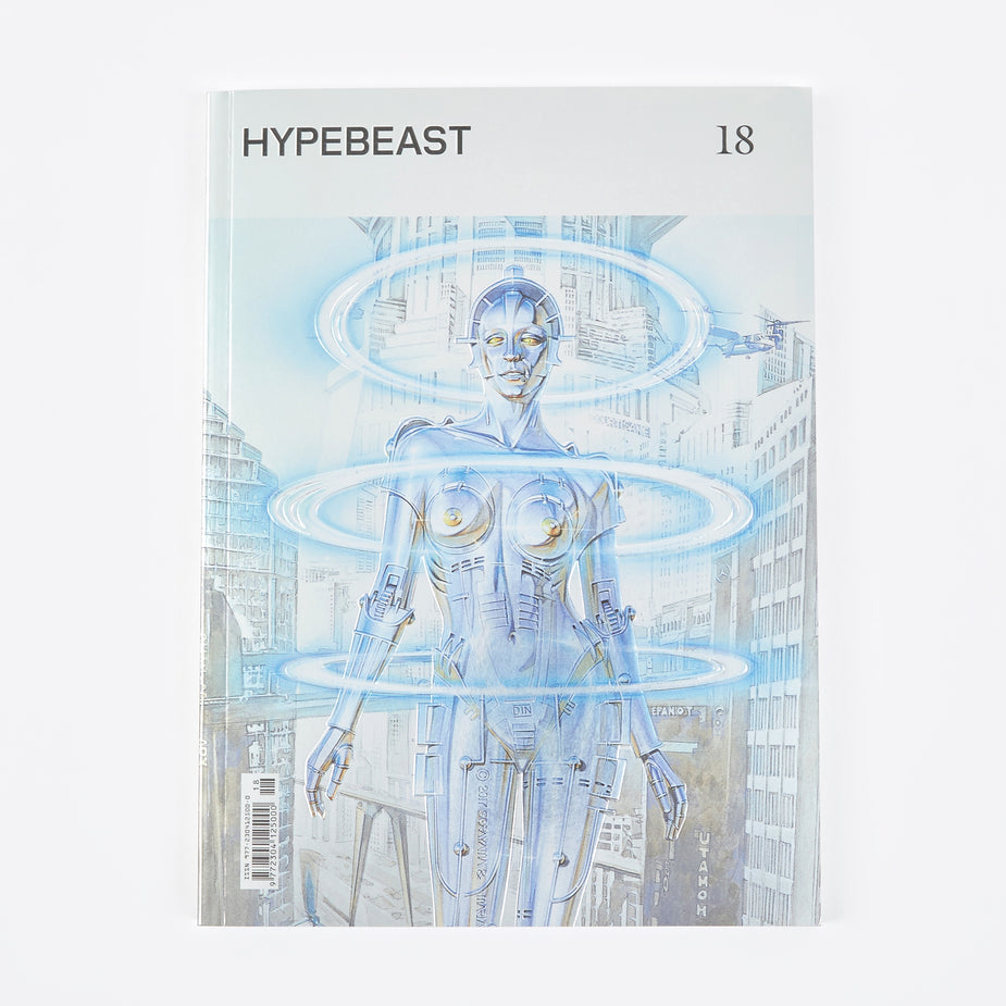 Hypebeast Magazine Hypebeast Magazine - Issue 18 - White