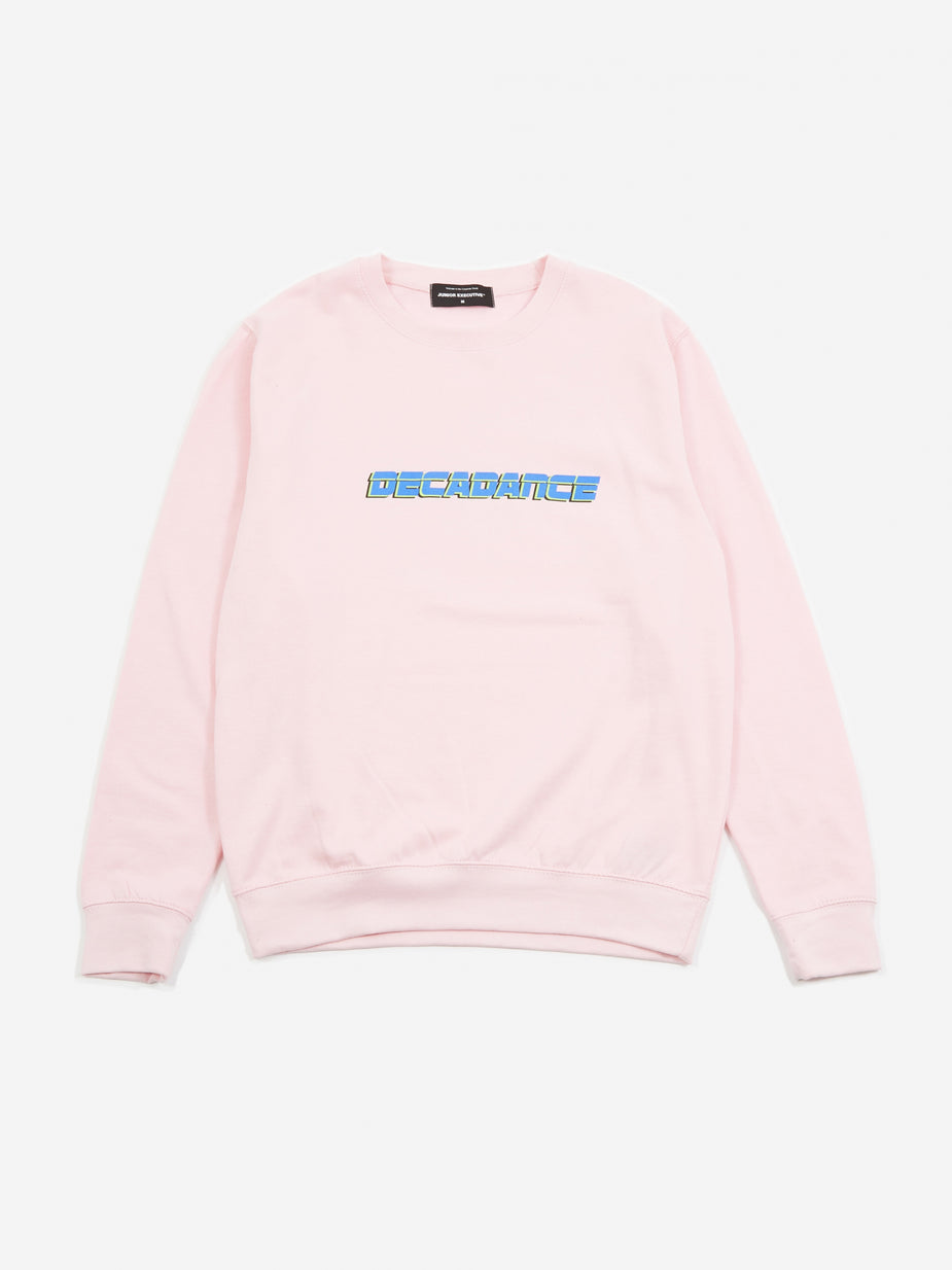 Junior Executive Junior Executive Decadance Sweatshirt - Light Pink - Pink