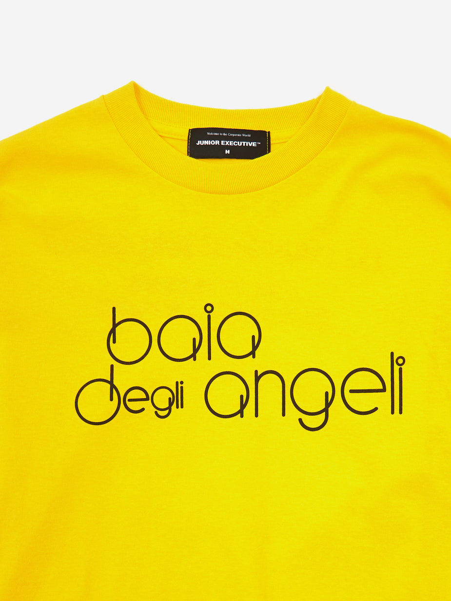 Junior Executive Junior Executive x DB x Baia Longsleeve T-Shirt - Yellow - Yellow