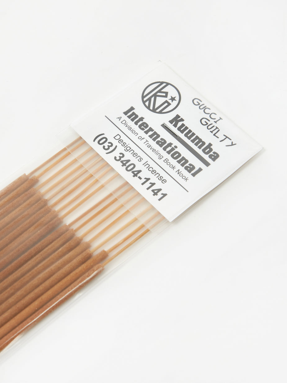 Kuumba Kuumba Incense - Gucci Guilty