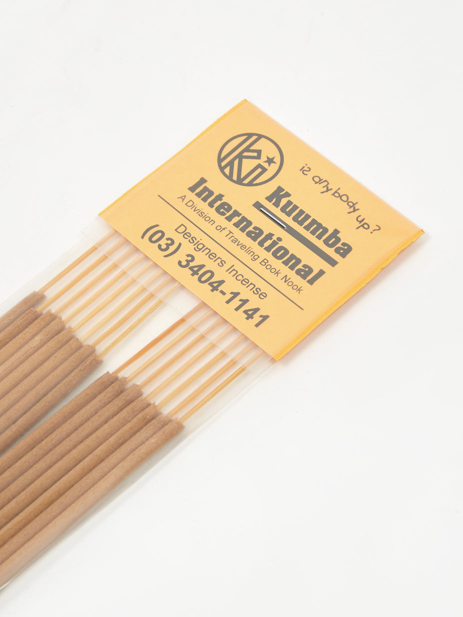 Kuumba Kuumba Incense - Is Anybody Up?